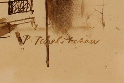 Lot 117-PAVEL TCHELITCHEV (RUSSIAN 1898 - 1957)