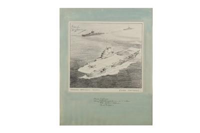 Lot 68-NORMAN WILKINSON (1878-1971)