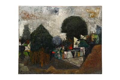 Lot 62-LOUIS JAMES (1920–1996)