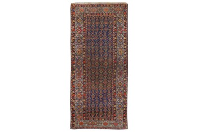 Lot 14-AN ANTIQUE MALAYIR KELLEH, WEST PERSIA