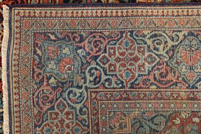 Lot 19-A FINE KASHAN DABIR RUG, CENTRAL PERSIA