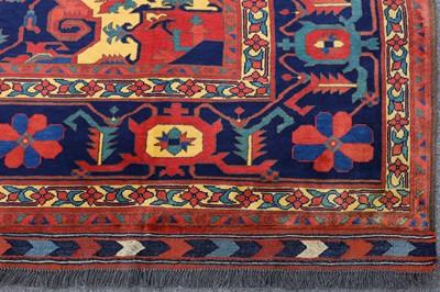 Lot 42-A FINE UZBEKISTAN CARPET