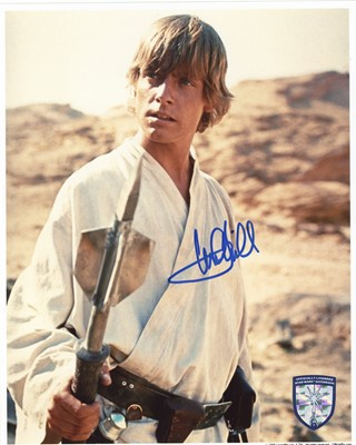 Lot 96-Hamill (Mark)