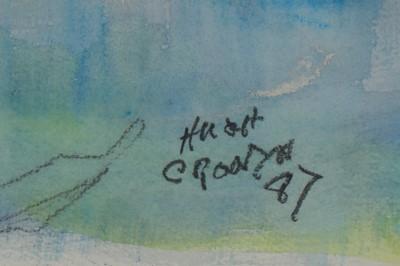 Lot 29-HUGH CRONYN (1905-1996)