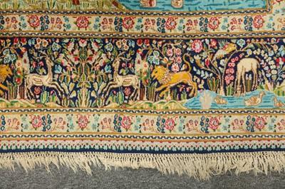 Lot 18-A FINE KIRMAN GARDEN CARPET, SOUTH PERSIA