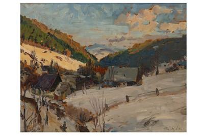 Lot 110-OTTO THIELE (GERMAN 1870 - 1955)