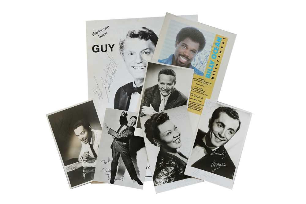 Lot 41-Autograph Collection.- Music Interest
