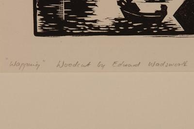 Lot 13 - EDWARD WADSWORTH (1889–1949)