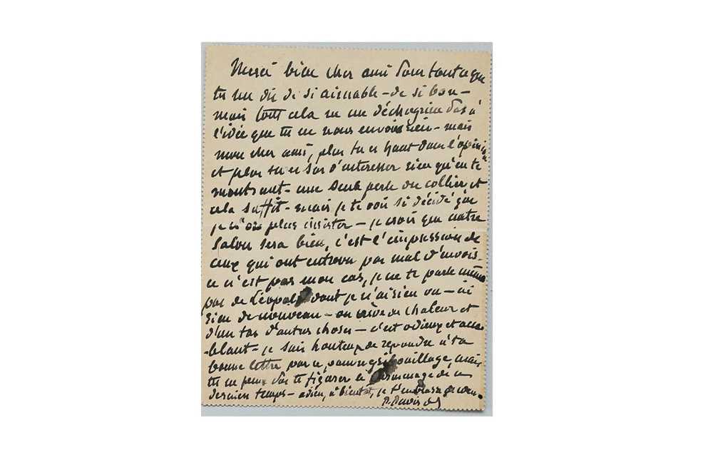 Lot 10-Puvis de Chavannes (Pierre)