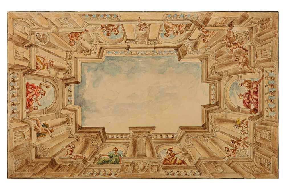 Lot 19-FLEMISH SCHOOL (EARLY 19TH CENTURY)