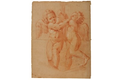 Lot 12-AFTER ANNIBALE CARRACCI (BOLOGNA 1560 - ROME 1609)