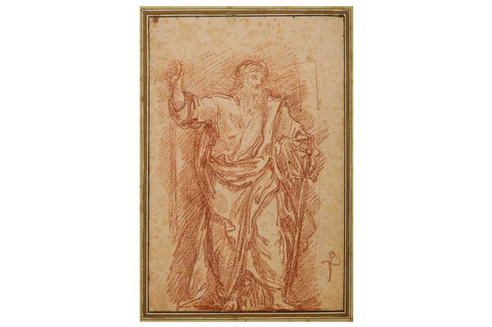 Lot 8-JEAN-ROBERT ANGO (ACTIVE IN ROME BETWEEN 1710 - 1773)