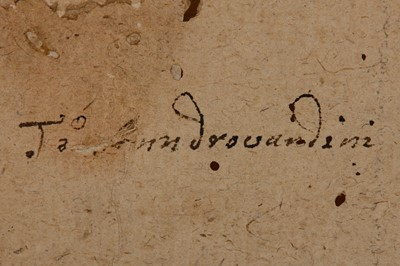 Lot 18-BOLOGNESE SCHOOL (LATE 17TH CENTURY)
