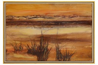 Lot 126-ROBERT LITCHFIELD JUNIPER (AUSTRALIAN 1929 - 2012)