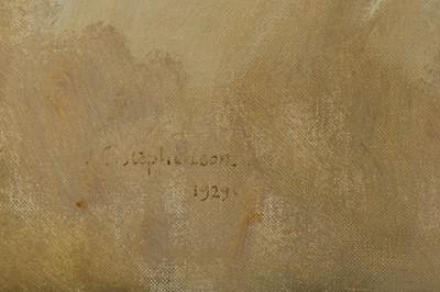 Lot 41-JOHN CECIL STEPHENSON (1889-1965)