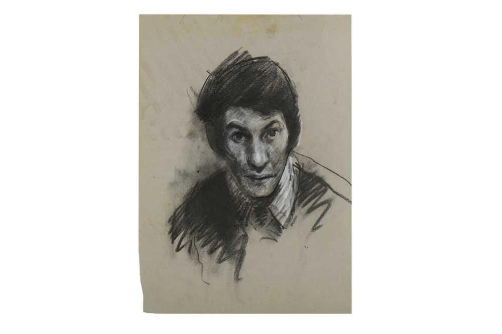 Lot 45-JOHN SERGEANT (1937-2010)