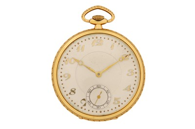 Lot 3-POCKET WATCH.