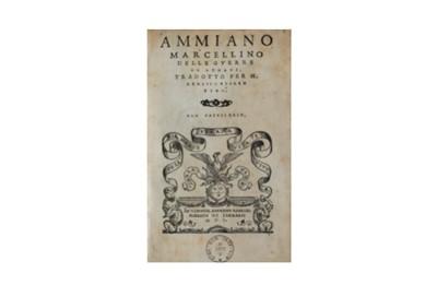 Lot 40-Marcellino (Ammiano)