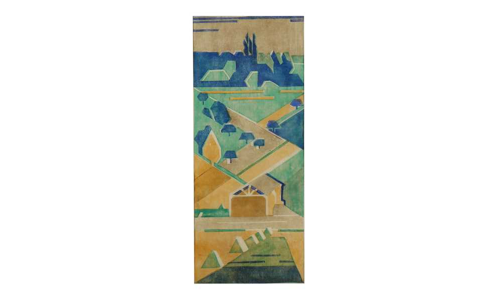 Lot 12-EDITH LAWRENCE (1890-1973)