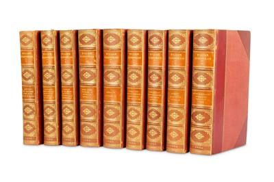 Lot 70-Bindings.- Shakespeare (William) & Clark (William George) & Wright (William Aldis) editors