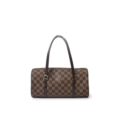 Lot 11-Louis Vuitton Damier Ebene Papillon 30