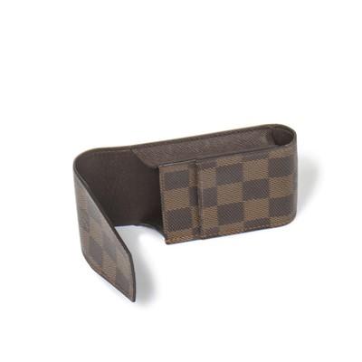 Lot 24-Louis Vuitton Damier Ebene Cigarette Case