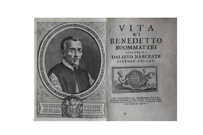 Lot 47-Narceate (Dalisto) [pseud. of Giovanni Battista Casotti]