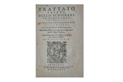Lot 38-Leo VI (Byzantine Emperor) & Pigafetta (Filippo, translator)
