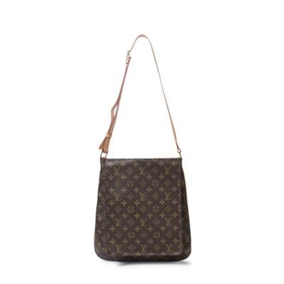 Lot 94-Louis Vuitton Monogram Musette Shoulder