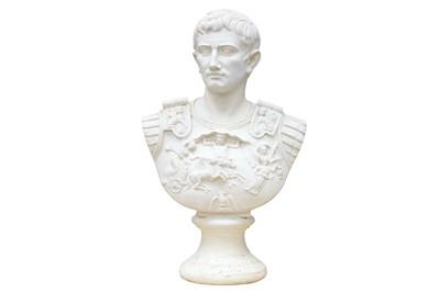 Lot 128-Augustus Caesar Bust