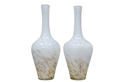 Lot 133-Art Glass Vases
