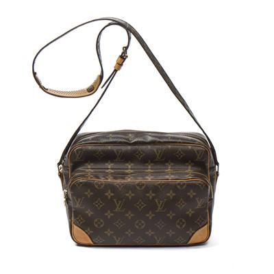 Lot 95-Louis Vuitton Monogram Nil Crossbody