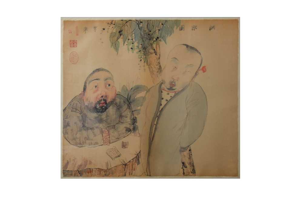Lot 54 - LI JIN (1958 –).   李津  LI JIN (1958 –).   李津