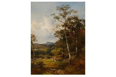 Lot 158-DAVID BATES (BRITISH 1840–1921)