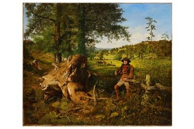 Lot 157-GEORGE WILLIAM MOTE (BRITISH 1832-1909)