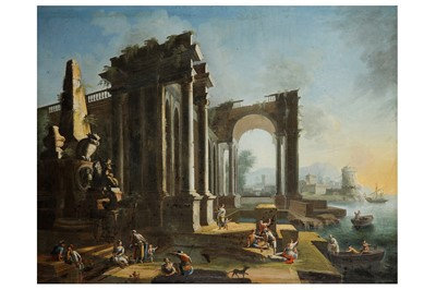 Lot 23-PIETRO CAPPELLI (DIED IN NAPLES 1724/1734)