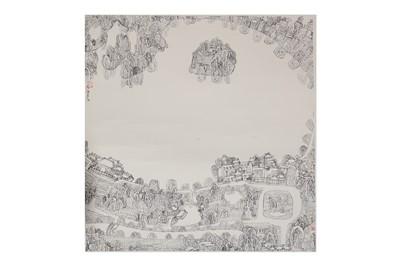 Lot 51-SHI BANGHE (1951 –).   施邦鹤
