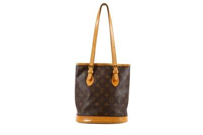 Lot 73-Louis Vuitton Monogram Bucket PM