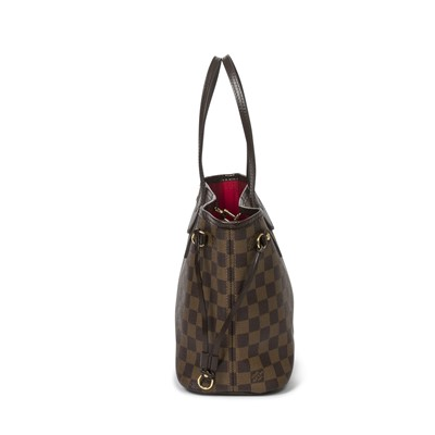 Lot 18-Louis Vuitton Damier Ebene Neverfull PM