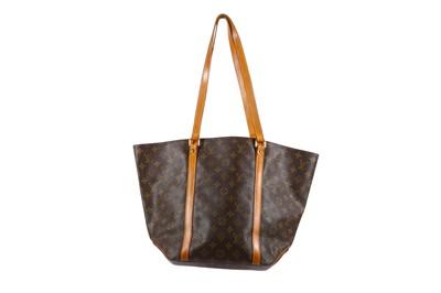 Lot 75-Louis Vuitton Monogram Sac Shopping PM