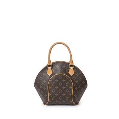 Lot 79-Louis Vuitton Monogram Ellipse PM