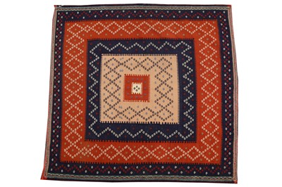 Lot 12-A FINE AFSHAR SAFREH, SOUTH-WEST PERSIA