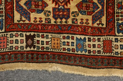 Lot 21-A FINE SERAB RUG, NORTH-WEST PERSIA