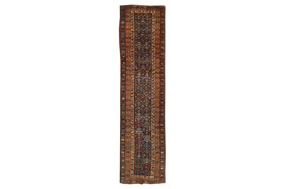 Lot 46-AN ANTIQUE NORTH-WEST PERSIAN RUNNER