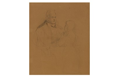Lot 195-SIR DAVID WILKIE, R.A. (SCOTTISH 1785–1841)