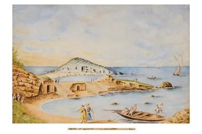 Lot 192-E. M. THOMAS (BRITISH EARLY 19TH CENTURY)
