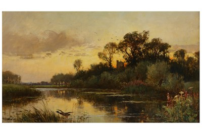 Lot 172-HENRY MAURICE PAGE (active 1878-1890)