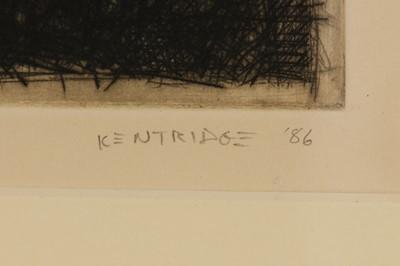 Lot 120-WILLIAM KENTRIDGE (SOUTH AFRICAN B.1955)