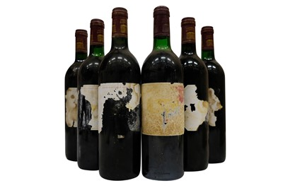 Lot 52-Château Margaux - Unknown Vintages