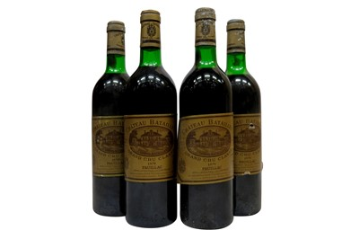 Lot 81-Château Batailley 1979
